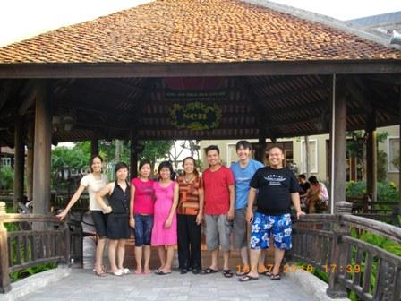 Xin mời cả nhà cùng tận hưởng không khí hè sôi động của Hải Khánh Hà Nội nào