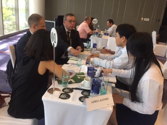 Hải Khánh tham dự hội nghị gặp gỡ 5 doanh nghiệp lớn trong lĩnh vực vận tải, logistics, dịch vụ cảng Slovenia