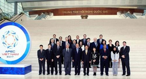 VIỆT NAM SẴN SÀNG CHO NĂM APEC 2017