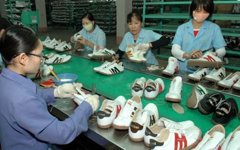 Xuất khẩu da giày có thể đạt giá trị 21,5 tỷ USD năm 2019