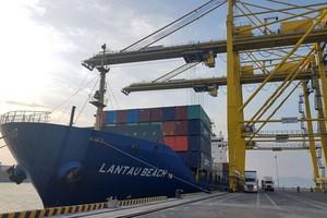 Hãng tàu SITC mở tuyến vận tải quốc tế Đà Nẵng - Nhật Bản