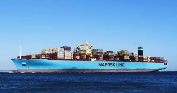 Tàu Maersk Eindhoven bị mất 260 container trong vụ tai nạn mới nhất ở Thái Bình Dương