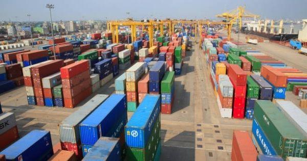 Sản lượng xếp dỡ container của cảng Chittagong tăng vọt