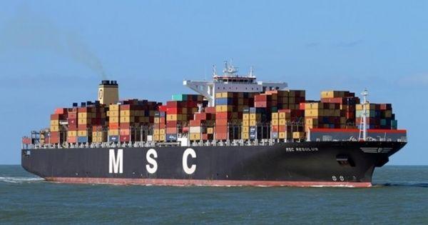 MSC chuẩn bị vượt qua Maersk ở vị trí đầu bảng xếp hạng